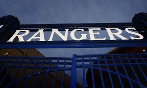 Ibrox Stadium, home of Rangers Football Club